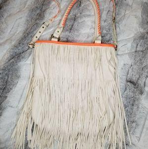 Steve Madden Fringe Crossbody Bag